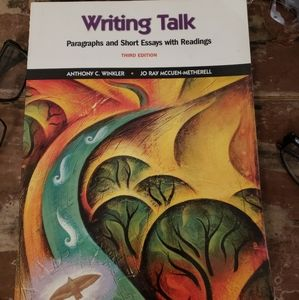 Let's talk Writing